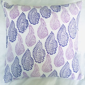 Block Printing Cushion